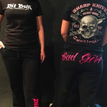 Pit Bull Vrouwen Joggingbroek 'Bad Girl'