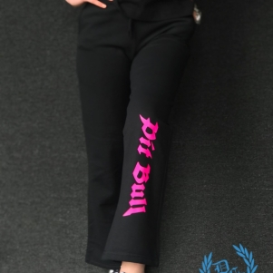 Pit Bull Ladies Jogging Pants 'Bad Girl'