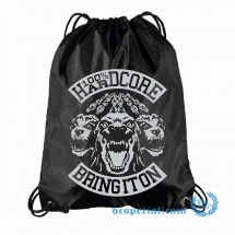 100% Hardcore Bag 'Bring it on'