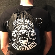 100% Hardcore Stringbag 'Bring it on'