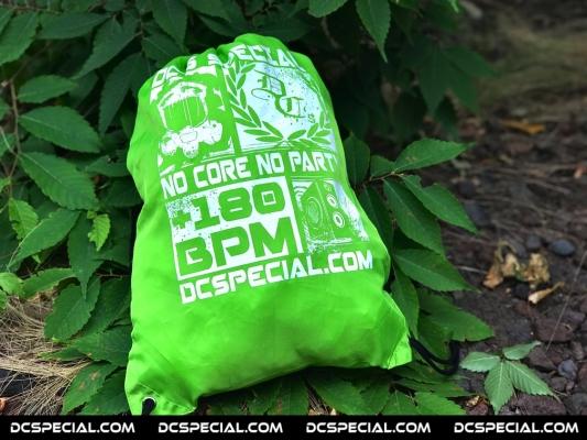 Dc's Special Stringbag '180+ BPM Green'