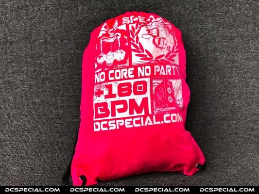 Dc's Special Stringbag '+180 BPM Pink'