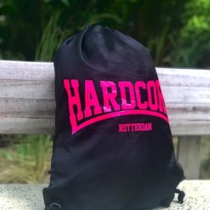 Hakken Stringbag 'Hardcore Rotterdam Black/Pink'