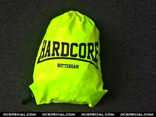 Hakken Stringbag 'Hardcore Rotterdam Neon Yellow'