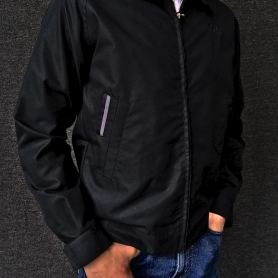 Fred Perry Harrington Jacket 'Dots & Stripes'