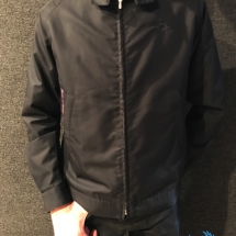 Fred Perry Harrington Veste 'Dots & Stripes'
