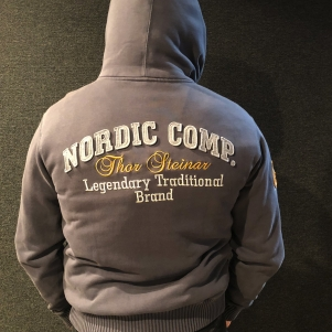 Thor Steinar Hooded Sweater 'Shield'