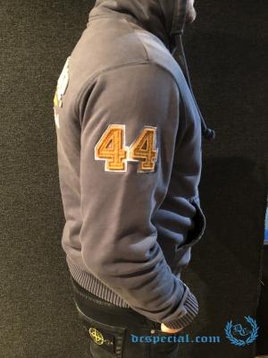 Thor Steinar Hooded Sweater 'Hemsdal Yellow'