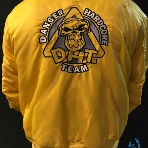 Danger Hardcore Team Bomber Jacket 'DHT Logo'