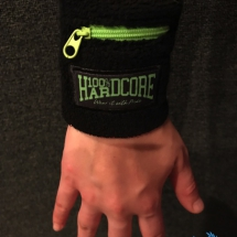 100% Hardcore Wristband 'Wear It With Pride'