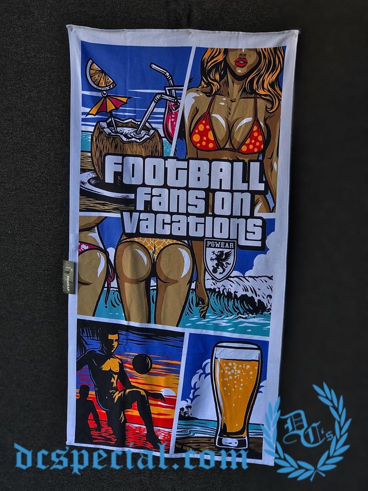 PGwear Beach Towel 'Vacations'