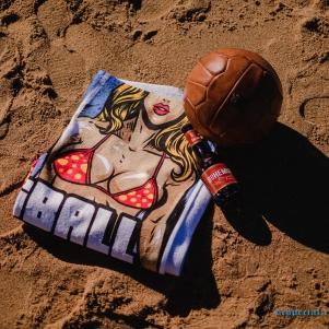 Beach towel 'Vacations'