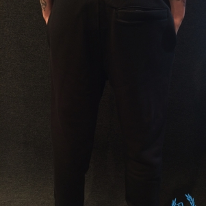 100% Hardcore Ladies Jogging Pants 'Pride Black'