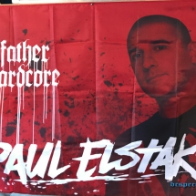 Paul Elstak Vlag 'The Godfather Of Hardcore'