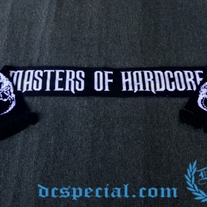 Masters Of Hardcore Scarf 'Masters Skull'