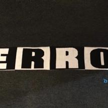 Terror Sjaal 'Basic'