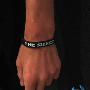 The Sickest Squad Wristband 'The Sickest Squad'