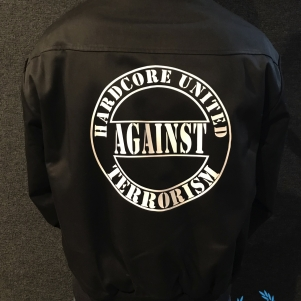 Hardcore Against Terrorism Harrington 'Against Terrorism'