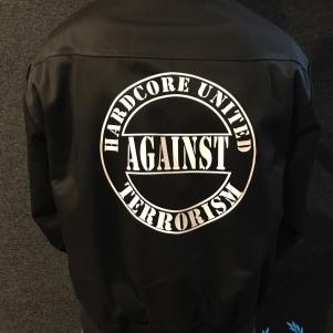 Harrington 'Against Terrorism'