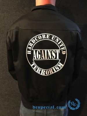 Hardcore Against Terrorism Harrington 'Against Terrorism'