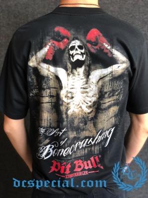 Pit Bull T-shirt 'Bonecrushing'
