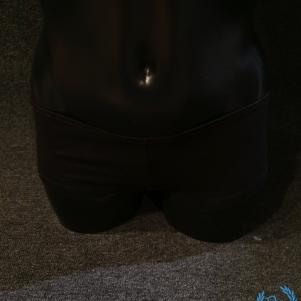 ACAB Hotpants 'Shield & Braces'