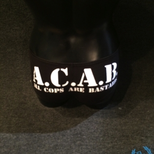 ACAB Hotpants 'Basic'