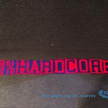 100% Hardcore Sjaal '100% Hardcore'