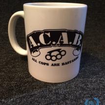 ACAB Tas 'Knuckle'