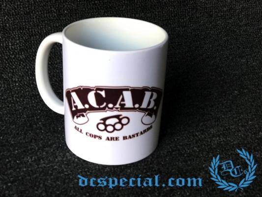 ACAB Koffiekop 'Knuckle'