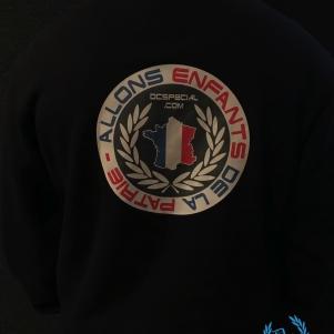 France Sweater 'De La Patrie'