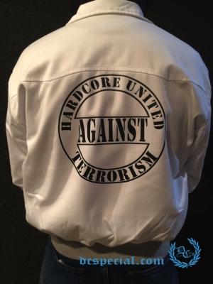 Hardcore Against Terrorism Harrington Jas 'Against Terrorism'