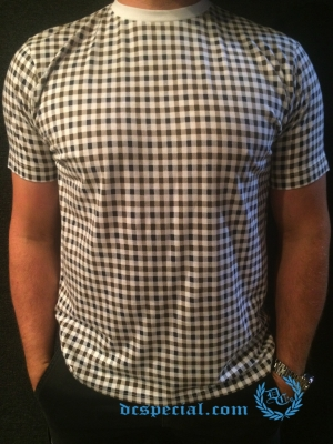 Aquascutum T-shirt 'Squared'