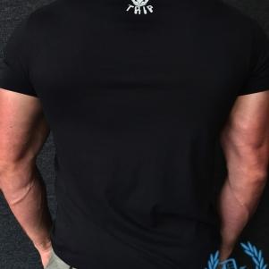 Spacetrip T-shirt 'Fcking Hardcore'