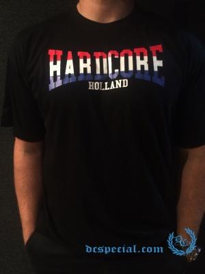 Hardcore T-shirt 'Hardcore Holland'