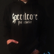 Hakken Hooded Sweater 'Speedcore 2.0'