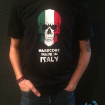 Hakken T-shirt 'Made In Italy'