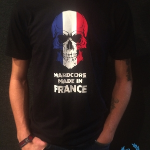 Hakken T-shirt 'Made In France'