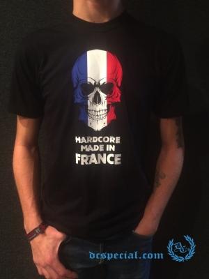 Hakken T-shirt 'Made In France'
