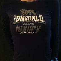 Lonsdale Longsleeve 'Lonsdale Luxury'