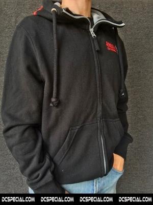 Thor Steinar Hooded Sweater 'Lightning'
