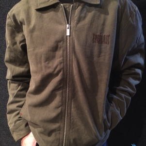 Everlast Veste 'Army Green'