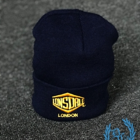 Lonsdale Beanie 'Lonsdale Yellow'