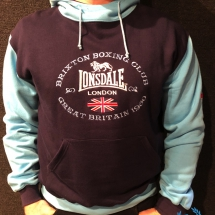 Lonsdale Hooded Sweater 'Great Brittain'