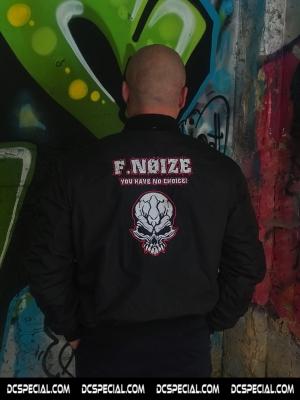 F.Noize Baseball Jas 'You Have No Choise'