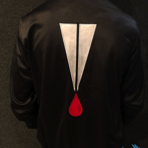 This Is Hardcore Training Jacket 'Bleeding Sting'