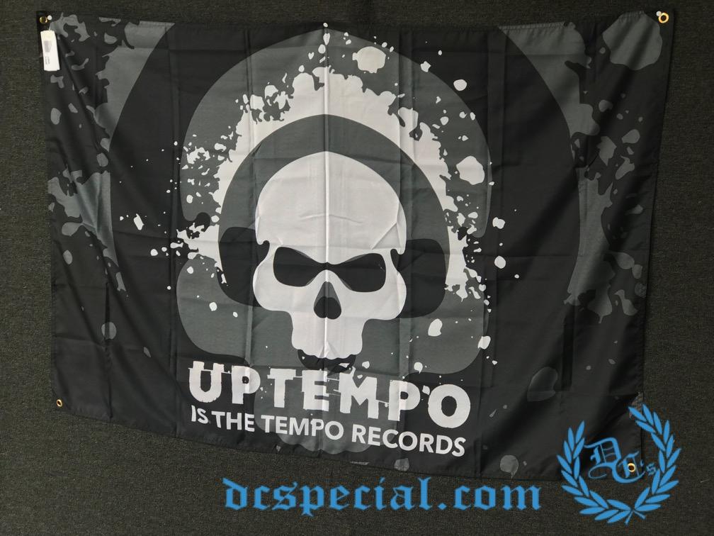 Uptempo Is The Tempo Flag 'Uptempo Records'