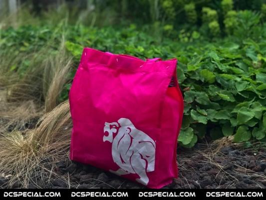 Lonsdale Zak 'Pink Lion'