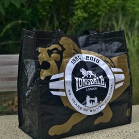 Lonsdale Bag '50 Years Of Brittish Culture'