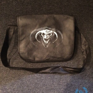 Masters Of Hardcore Bag 'Masters Skull'